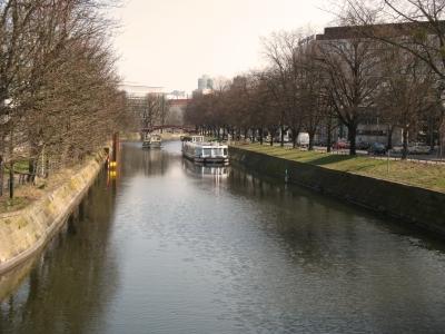 Landwehrkanal in Berlin wird dauerhaft Einbahnstraße